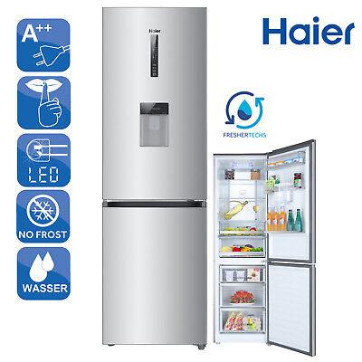 Kühlschrank Kühl-Gefrierkombination A++ Haier C3FE735CMJW NoFrost Wasserspender