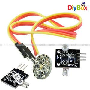 5V Heartbeat Sensor Heart Rate Pulse Detector Module for Arduino Raspberry Pi DB