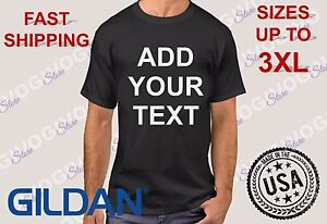 Custom-Add-Your-Text-Shirt-Message-Business-Name-Personalized-Tee-T-Shirt-Top