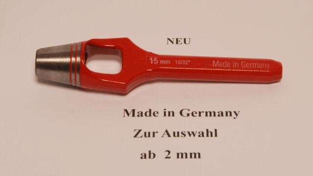 Henkellocheisen 13mm FORMAT ++NEU+++