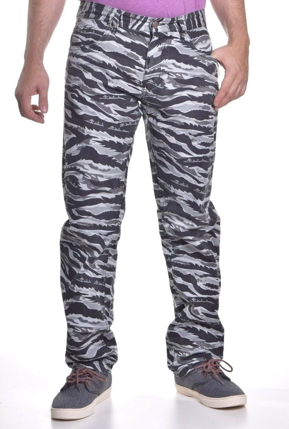 LRG Lifted Research Group Men's  True Straight Fit Camo Pants Choose Size