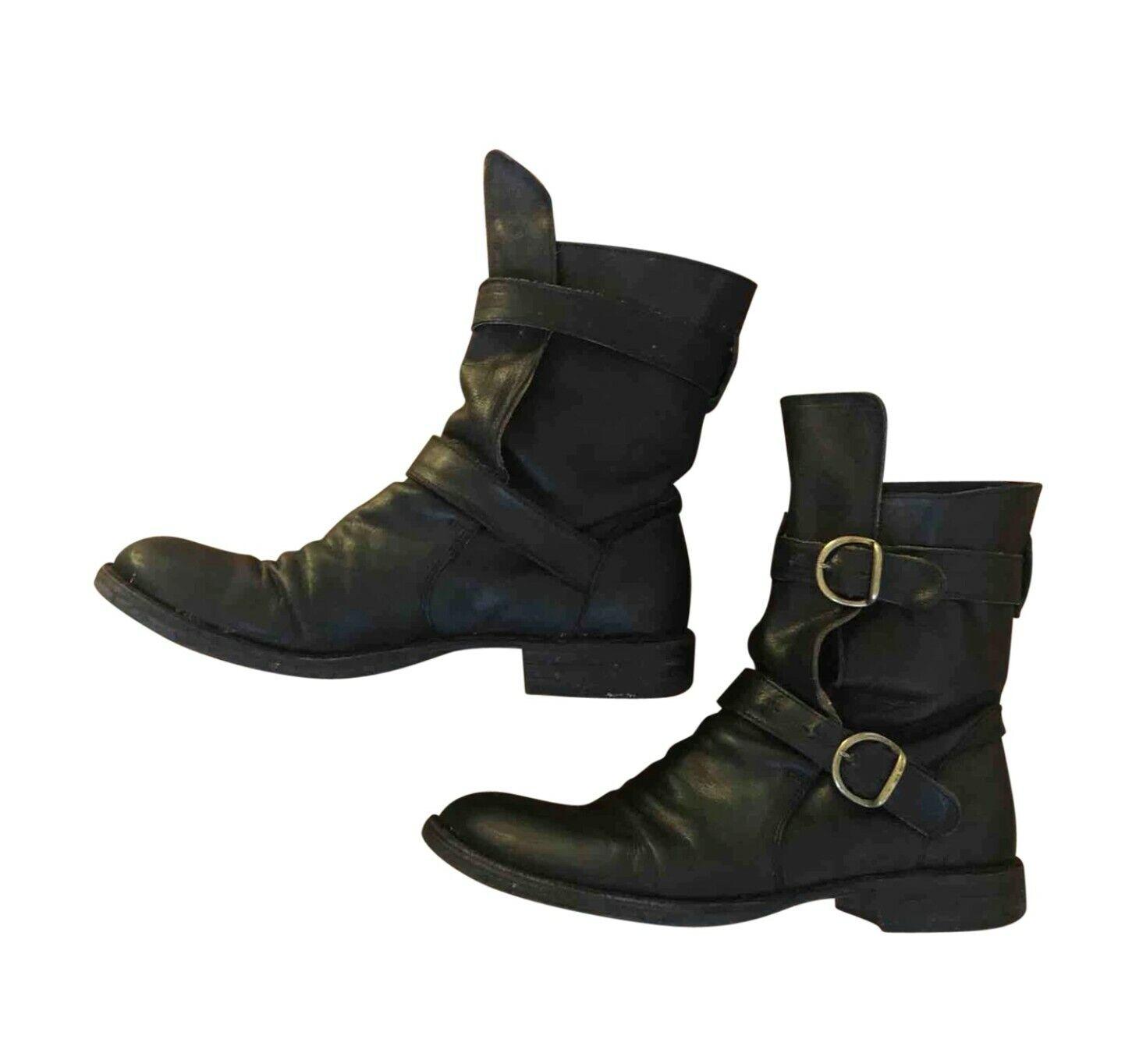 Fiorentini Baker - botas - negro - perfette condizioni - numero 42