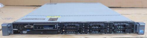 1 of 1 - Dell PowerEdge R610 2x Xeon Quad Core E5520 2.26GHz 12GB 6-Bay 1U Rack Server