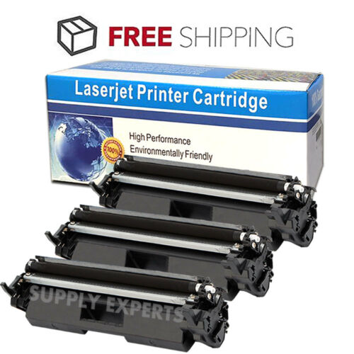 3 Pack CF294X 94X Toner W//Chip For HP LaserJet Pro MFP M148dw M148fdw M118dw