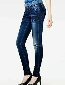 G-Star-Raw-5620-Elwood-Skinny-Jeans-Damen-w28-l32-ref11-29