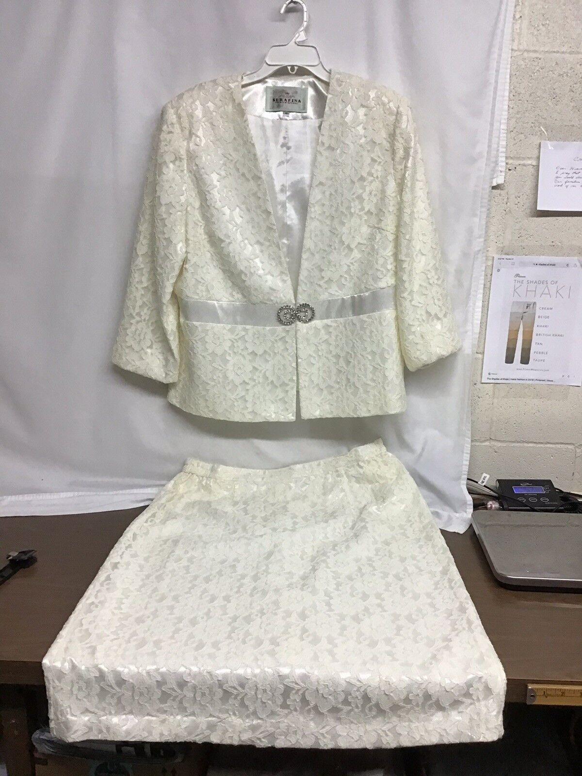 Serafina Skirt Set Size 20