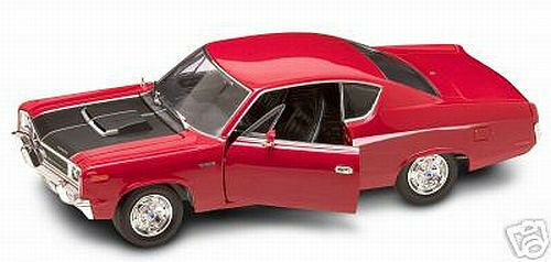 1970 AMC Rebel Red 1 18 Road Legends YatMing 92778