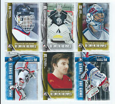 2013-14 ITG Between the Pipes Hockey Card Set  150 Cards