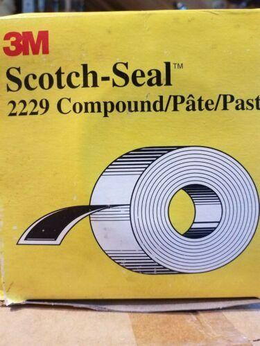 3M SCOTCH-SEAL 2229 COMPOUND 1 ROLLS NEW - SHIPS FREE
