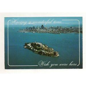 USA-Postcard-1988-034-Alcatraz-Island-San-Francisco-034