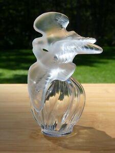 Nina Ricci Lalique Double Dove Perfume Bottle