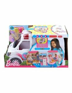 NEW Barbie Care Clinic Vehicle