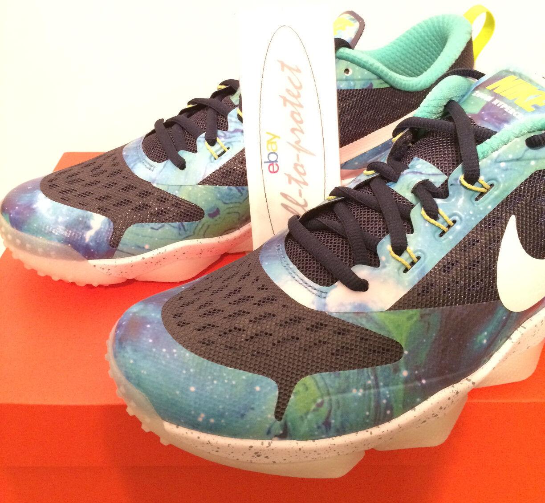 Nike ZOOM HYPERCROSS 684635-434 TR Galaxy Talla US Qs 684635-434 HYPERCROSS Flyknit 2014 bb86ad