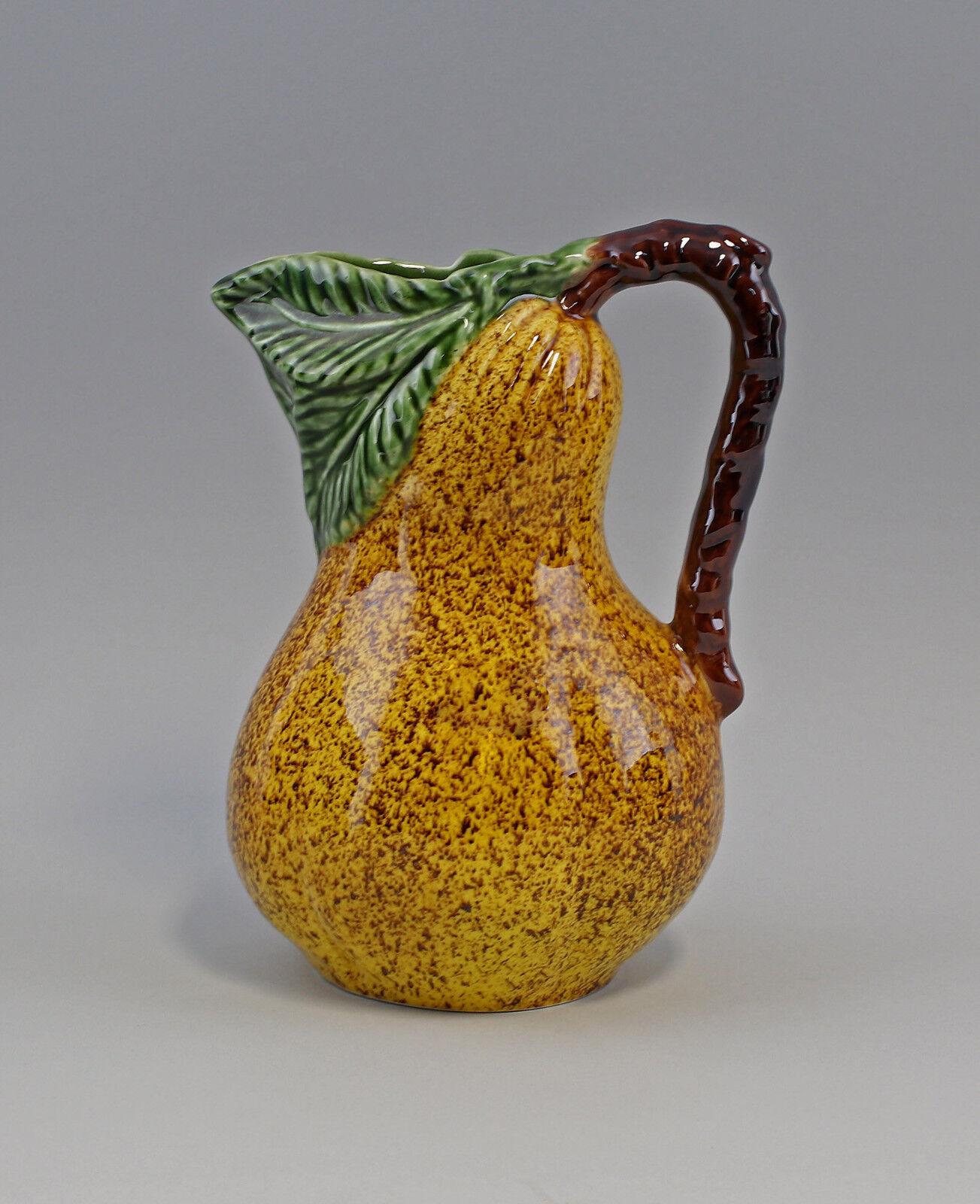9918636 pichet carafe cadeau pot ampoule céramique Majolika Portugal
