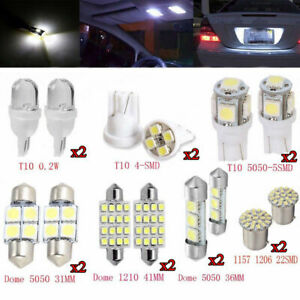 14pc-SUV-Car-Interior-Package-LED-Map-Dome-License-Plate-Mixed-Light-Accessories