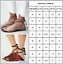 Womens-Gladiators-Flats-Sandals-Strappy-Ankle-Rome-Flip-Flop-Summer-Casual-Shoes thumbnail 4