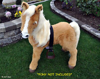 Adjustable Stirrups Only For Furreal Butterscotch Smores Pony
