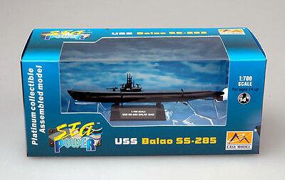 Easy Model - U-Boat USS SS-285 Balao Class 1943 U-Boot Fertigmodell 1:700 Marine