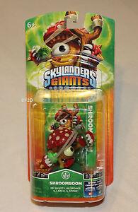 Skylanders-Giants-Shroomboom-Character-Figure-New-In-Pack