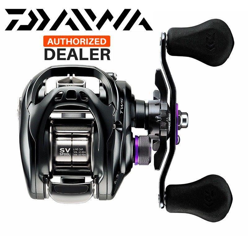 NEW Daiwa Tatula TASV103XS Baitcast Fishing Reel RIGHT hand SV TW 103XS 8.1 1