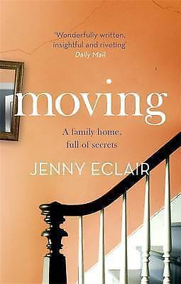 Moving: The Richard & Judy bestseller, Eclair, Jenny, New Book
