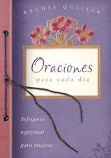 ORACIONES PARA CADA DA Spiritual Refreshment for Women Spanish Edition