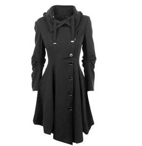Fashion-Womens-Casual-Slim-Fit-Dress-Coat-long-Trench-Peacoat-Overcoat-blouse