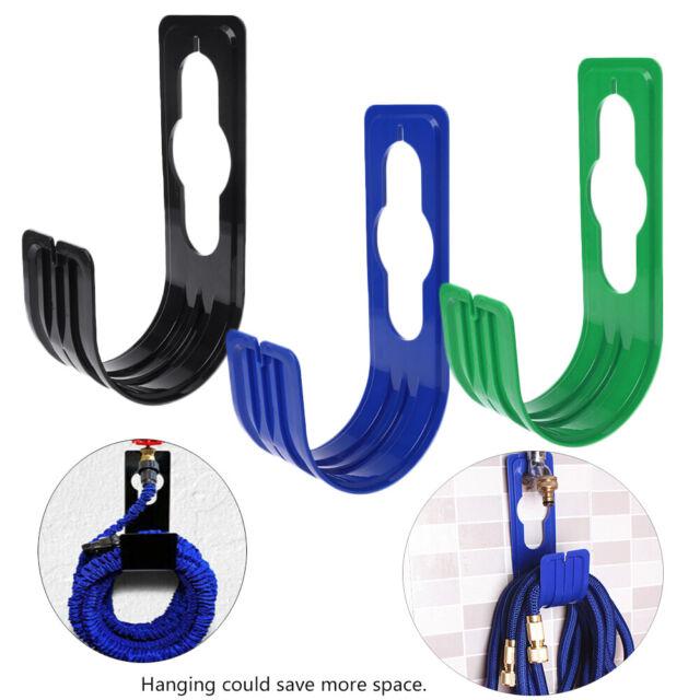 garden home hose holder pipe hanger storage hosepipe hook watering reel rackD OD