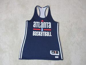 Adidas-Atlanta-Dream-Basketball-Practice-Jersey-Womens-Large-WNBA-Team-Issue
