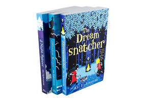 Abi-Elphinstone-3-Books-Collection-Set-The-Dream-Snatcher-The-Night-Spinner-Th