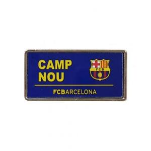 F.C Barcelona - Metal Badge (SS) - GIFT