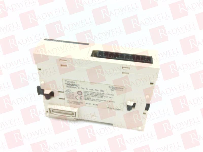 SCHNEIDER ELECTRIC TWD-DDO8UT   TWDDDO8UT (RQAUS1)