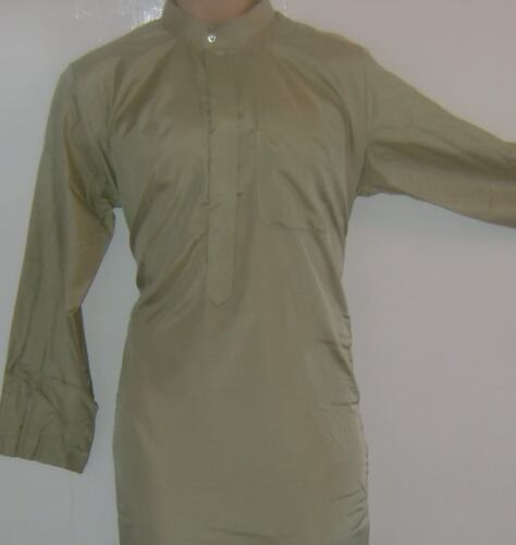 FORMAL COLOR THOBE SUMMER KAFTAN DRESS PAINTBAL ARABIA MENS DISHDASHA GOWN LUSH