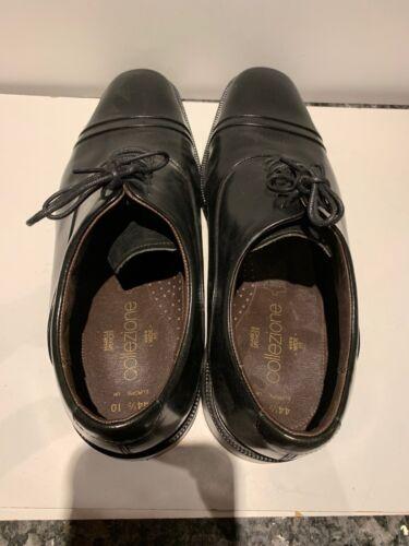 uomo Uk Scarpe Real da Leather Sise 10 Collezione qEnSw0Cn
