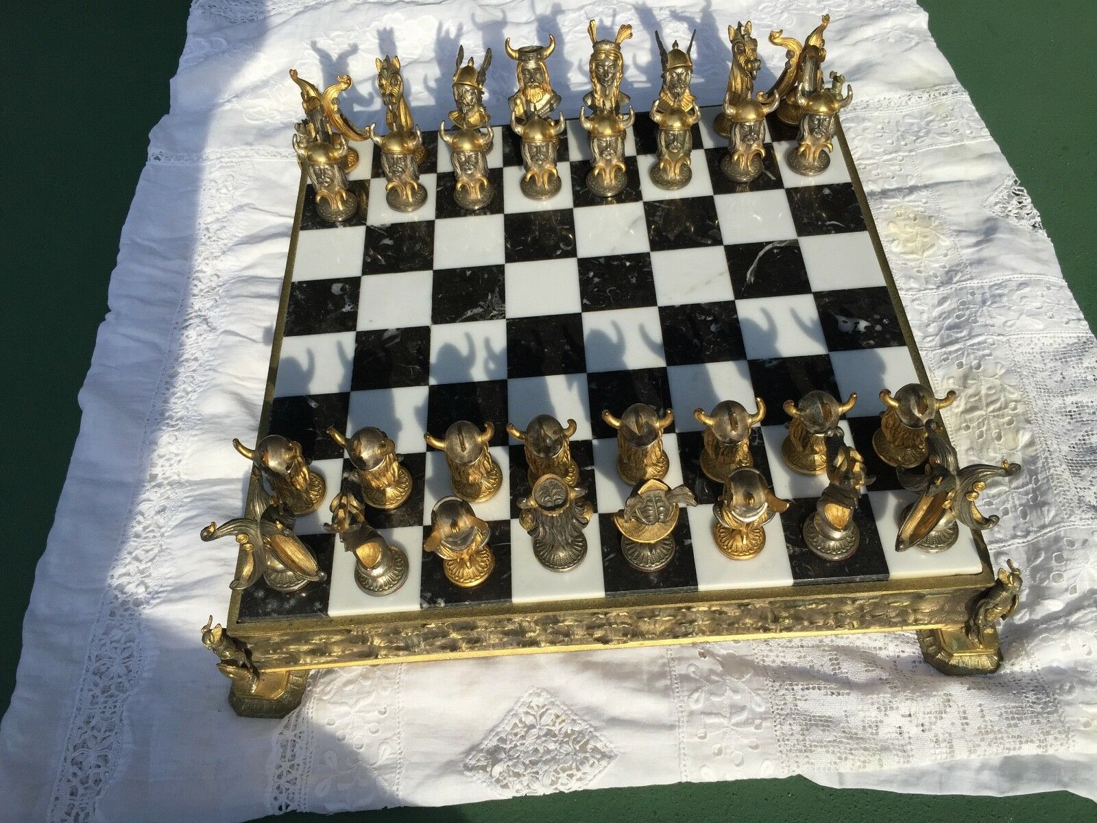 Vasari chess set Made in    3cee1d