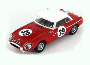 Mg Mgb (le Mans 1965), maquette de voiture en résine S5079 9580006950796