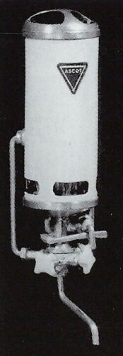 Dollhouse Miniature Ascot Gas Water Heater Kit Cast Metal 1:12 Scale Phoenix