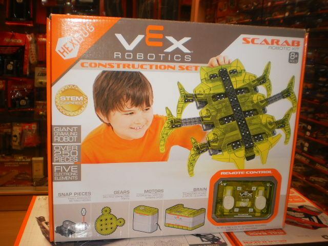 ESautoABAJO ROBOT MOTORIZADA RADIO CONTROL VEX VEX VEX ROBOTICS 6dd89f