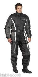 Spada-407-1pc-Motorcycle-Oversuit-Black-grey