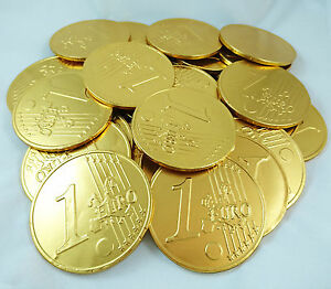 Chocolate Gold Coins | Li-Lac Chocolates