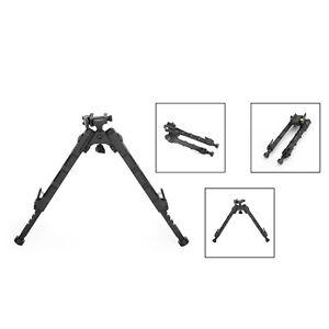 "Tactical Bipod 4/""-9/"" QD Picatinny RIS Rail Mount Foldable Adjustable Rifle UK"