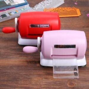 DIY Paper Cutting Embossing Die Cut Machine Scrapbooking ...