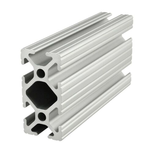 "80//20 Inc 10 Series 1"" x 2/"" Aluminum Extrusion Part #1020 x 18/"" Long N"