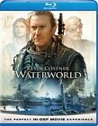 Waterworld 0025192034428 With Kevin Costner Blu-ray Region a