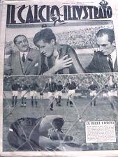 IL Calcio Illustrato 14/10/1948 Verona Arsenal Taranto 3-1 Juve Triestina [GS35]