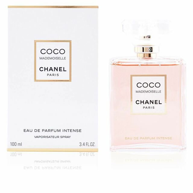 Chanel Coco Mademoiselle Intense Edp Eau de Parfum Spray 100ml 3.4fl.oz