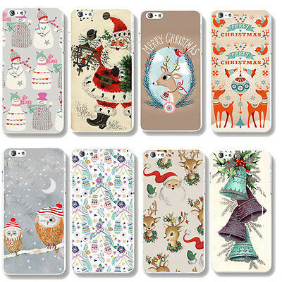 Fashion christmas Winter Pattern back cover case for iphone 4 5 5S 5C 6 & 7 Plus