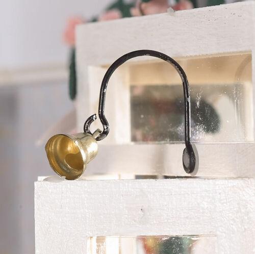 1//12 scala casa delle bambole EMPORIUM shop Ronzio Porta D/'Ingresso Bell 5544