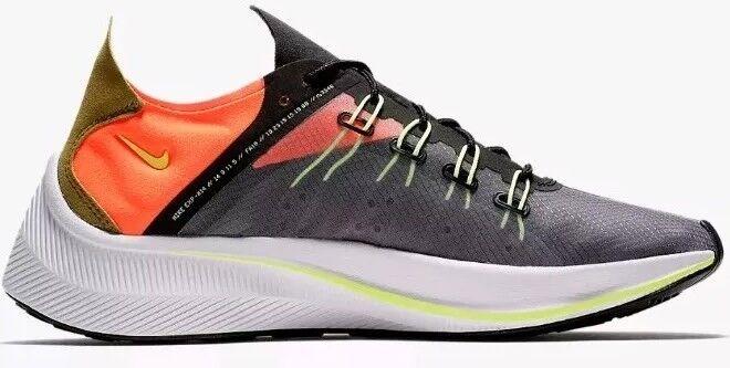 Nike X14 Nero-EXP VOLT totale Crimson Crimson Crimson uomo Scarpe Da Ginnastica Taglia 9 NUOVO CON SCATOLA AO1554 001 9b15a1