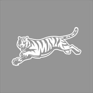 Tiger vinyl sticker for skateboard luggage laptop tumblers car